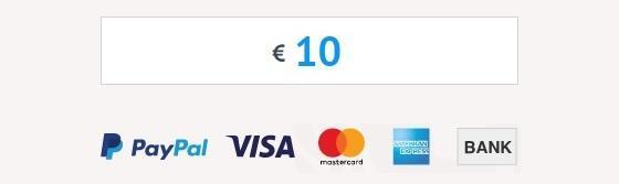 voglio donare 10 euro a Disabilincorsa