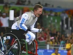 Bebe Vio conquista la medaglia d'oro alla Coppa del Mondo di scherma paralimpica