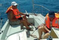 """Carlo, lo skipper non vedente """"Solco il mare ascoltando il vento"""""""