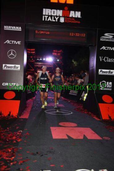 Ironman di Cervia, storia di una guida sportiva