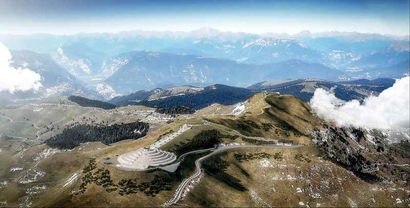 Trekking senza barriere sul Monte GRAPPA