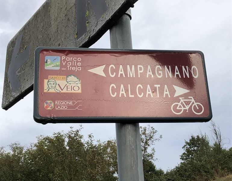 Via Francigena Contromano, prima tappa.